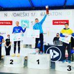 Kladivarjevec Brešan bronast na državnem prvenstvu v polmaratonu