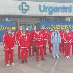 Bolničarji Rdečega križa Slovenije tudi v Splošni bolnišnici Celje