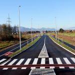 Severna vezna cesta odprta za promet