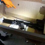 Poročilo Policijske uprave Celje: sreda, 9. 12. 2020 (hrvaškemu vozniku zasegli 13 kosov orožja,…)