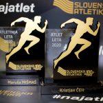 Luka Janežič po treh letih predal naziv Atlet leta