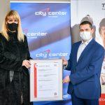 Citycenter Celje prejemnik certifikata za najvišje higienske standarde