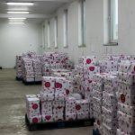 Božičkova tovarna daril letos obdarila kar 1120 otrok