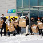 Citycenter Celje pomagal Miklavžu obdariti več kot 10.000 otrok (foto)