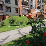 Zlata vrtnica 2020 za stanovalce večstanovanjskega objekta na Hudinji. Metla 2020 za lastnika makadamskega parkirišča (foto)