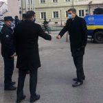 Predsednik Pahor v Celju: Mislim, da je naša človeška dolžnost, da skušamo razumeti pomen cepljenja (foto)