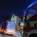 Poškodba pri gozdarjenju, zagorelo osebno vozilo, dimniški požari
