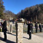 Predsednik Pahor položil venec v spomin stotim frankolovskim žrtvam