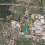 Poslovna cona Arnovski gozd se bo razširila za 11 hektarjev