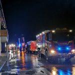 Požar na domu za ostarele poškodoval dve oskrbovani osebi