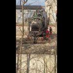 Kaj so delavci VOC-a iz cisterne zlivali v zemljo? (foto, video)
