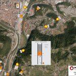 Zapora ceste na Skalni kleti podaljšana do sredine maja