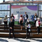 Na 16. Festivalu prostovoljstva razglasili Naj prostovoljce v Mestni občini Celje v letu 2020 (foto)