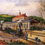 Mineva 175 let odkar je v Celje pripeljal prvi vlak