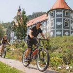 Kolesarski izleti po Kozjansko-obsoteljskem za družine in posameznike: Podčetrtek, Kozje, Bistrica ob Sotli