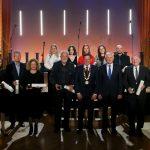 V Narodnem domu podelili najvišja priznanja Mestne občine Celje
