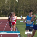 Odličen uspeh Botolina na močnem mednarodnem atletskem mitingu (video)