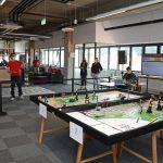 Celjske ekipe uspešne na regijskem tekmovanju v robotiki