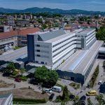 Dokončana energetska sanacija osrednje bolnišnične stavbe SB Celje. V prvem četrtletju milijonska izguba
