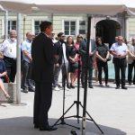 Predsednik Pahor v Celju odprl razstavo posvečeno osamosvojitvi in sodeloval na nacionalni konferenci mladinskega dialoga (foto, video)