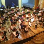 Mali godalni orkester Glasbene šole Celje in Himne Evrope