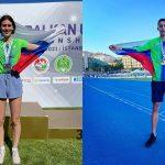 Kladivarjevci odlični na mladinskem balkanskem prvenstvu in prvenstvu Slovenije