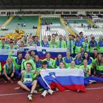 Slovenija z izdatno pomočjo kladivarjevcev v prvo atletsko ligo