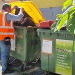 Inšpektorji po Celju že intenzivno izvajajo nadzor nad pravilnim odlaganjem odpadkov
