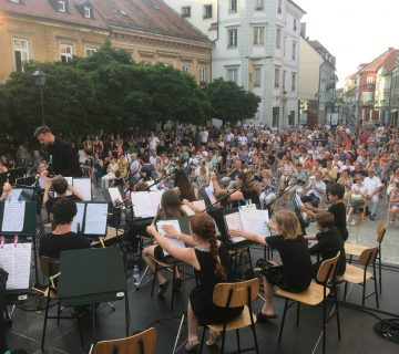 Revija orkestrov Glasbene šole Celje