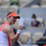 Tamara Zidanšek v zgodovinski polfinale Roland Garrosa