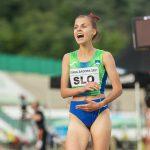Klara Lukan srebrna na atletskem EP do 23 let. Tudi ostali kladivarjevci odlični