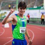 Celjski atleti odlični na 32. mednarodnem mitingu v Novem mestu. Vid Botolin v finalu mladinskega EP U20