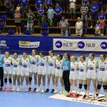 Slovenske rokometašice evropsko prvenstvo v Celju začele z visokim porazom