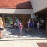 Športne in kreativne počitnice s Celjskim mladinskim centrom v polnem teku