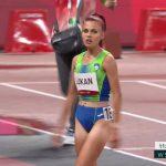 Klara Lukan po odstopu brez finalnega olimpijskega nastopa