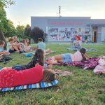 Otroci ustvarjali na 2. lutkovnem taboru na OŠ Lava (foto)