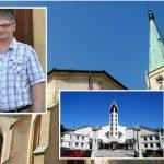 Novi škof potegnil poteze po celjskih župnijah: z novim župnikom stolnica in Sv. Duh