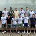 Celjski rokometaši pripravljeni na skorajšnji začetek sezone. V prvem krogu Evropske lige na Dansko