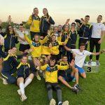 Mladinci in mladinke AD Kladivar Celje ekipni državni prvaki