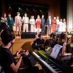 Premierno uprizorjen avtorski muzikal I. gimnazije v Celju (foto)