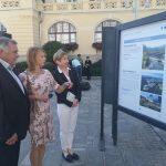 Na Krekovem trgu razstava o dosežkih EU in evropskih projektih, ki so spremenili Celje (foto)