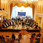 Filmski večer orkestra harf (foto)