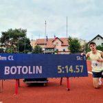 Za celjskimi atleti še en odličen konec tedna: Vid Botolin popravil več kot 40 let star rekord