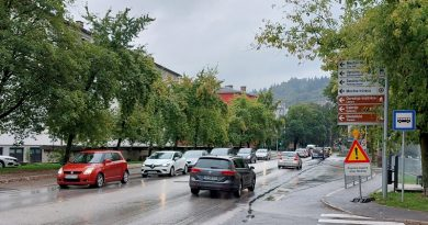 Stanovalci na območju Ljubljanske in Čopove obupujejo nad neznosnimi prometnimi razmerami